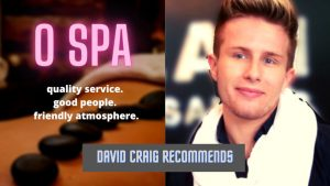 O SPA: QUALITY SERVICE, GOOD PEOPLE, FRIENDLY ATMOSPHERE (DEMO 6; no video)