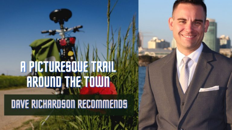 A PICTOURESQUE TRAIL AROUND THE TOWN (DEMO 7; no video)