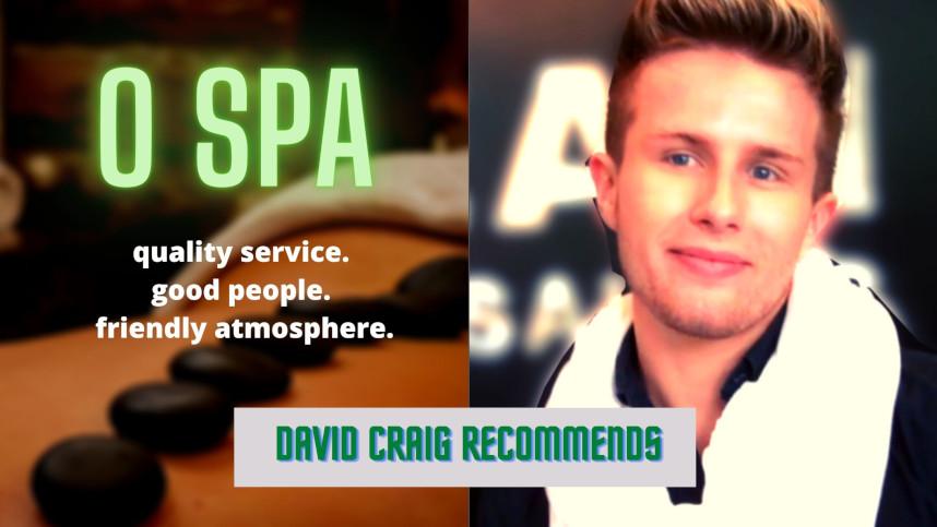 David Craig recommends O SPA 7