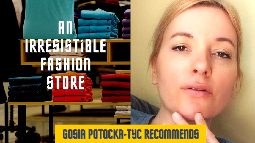 Gosia Potocka-Tyc recommends Fashion Store1