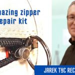 HOW TO FIX A ZIPPER? IT IS  EASY WITH THIS AMAZING FIXNZIP SLIDER REPLACEMENT KIT.