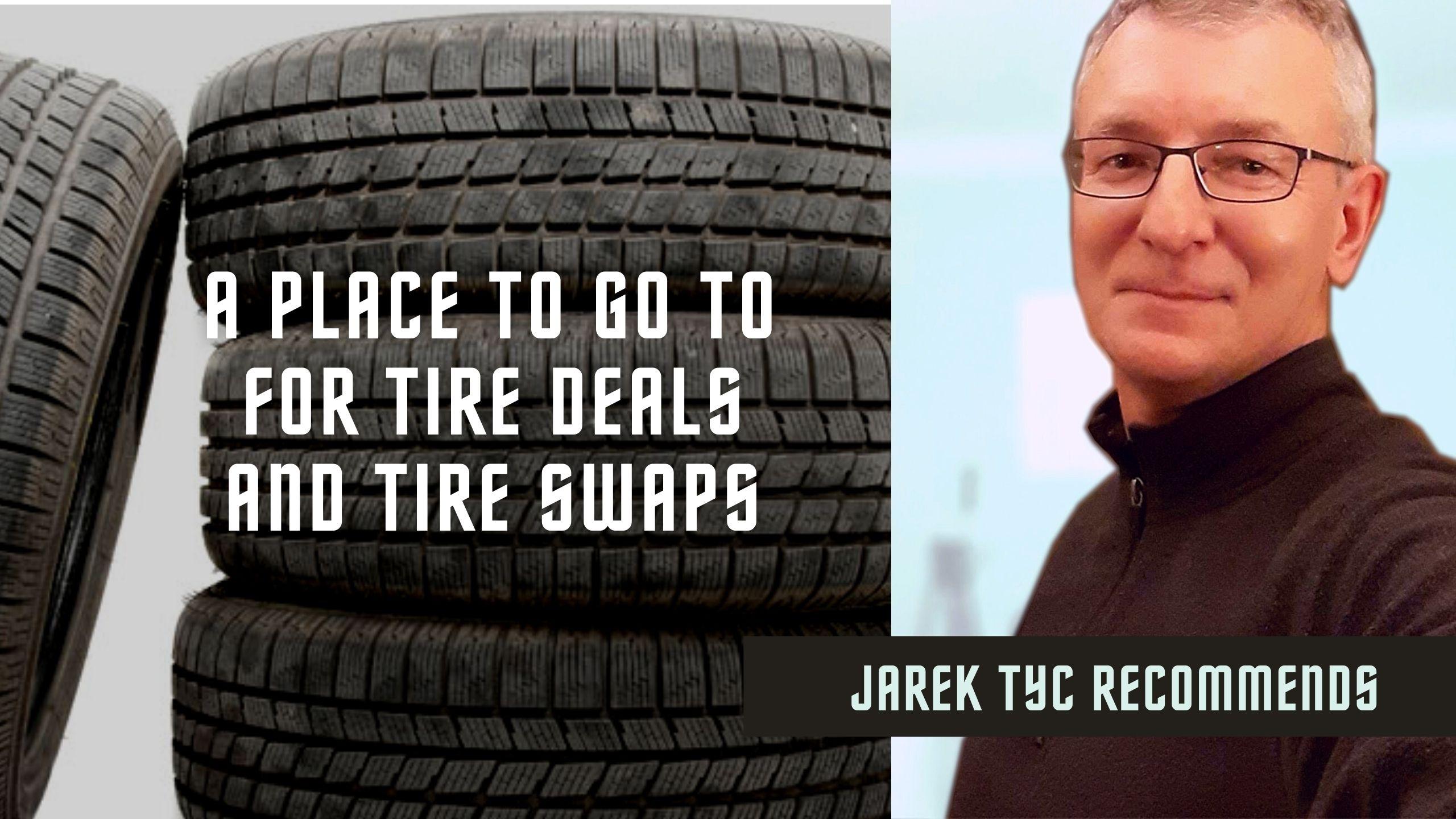 Jarek recommends TIRE TRADE (2)